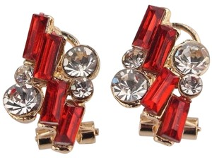 Other Red stud earrings
