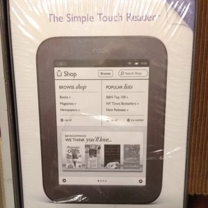 Barnes & Noble Nook Simple Touch(unopened/unused)
