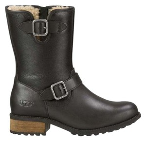 UGG Australia Womens Womens Winterwear Womens Gifts For Women Black Boots