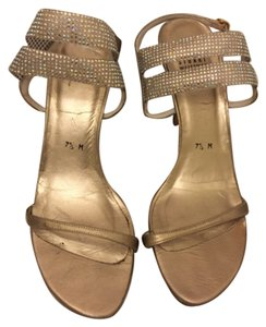 Stuart Weitzman cream Sandals