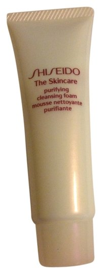 shiseido Shiseido the skincare purifying cleansing foam 30ml deluxe travel size