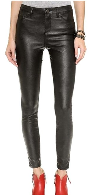 Item - Never Been Worn High Rise Vegan Leather Pants Size 8 (M, 29, 30)