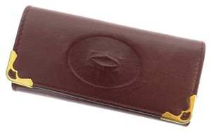 Cartier Key case Leather