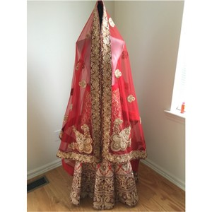 Brand New Never Worn Indian Bridal Lengha Wedding Dress