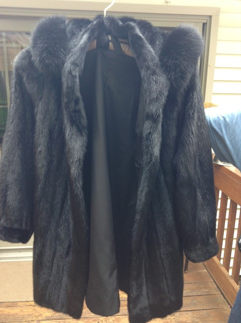 Saga Furs Fur Coat