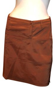 DKNY Golf Mini Skirt Brown