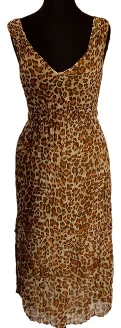 Preload https://item1.tradesy.com/images/calypso-st-barth-beigbrown-long-night-out-dress-size-0-xs-931365-0-0.jpg?width=400&height=650