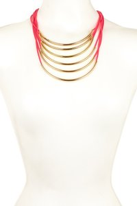 Other So Anyway Cut Loose Necklace