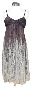 Anthropologie Maeve Watercolor Ombre Dress