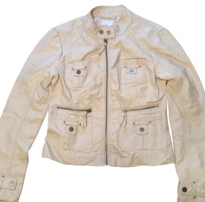 New York & Company Motorcycle Jacket