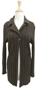 Isabel Marant Cardigan Rib Knit Sweater
