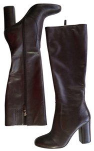 Via Spiga Leather brown Boots