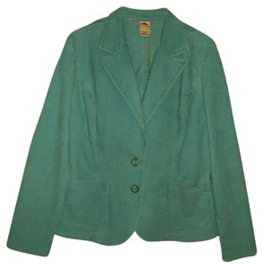 Faded Glory Aqua Blazer