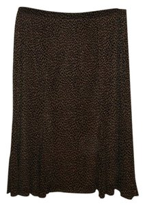 jhcollectibles Skirt tan/black