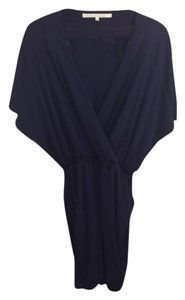 Rachel Roy short dress Navy on Tradesy