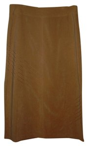 Norton McNaughton Maxi Skirt camel