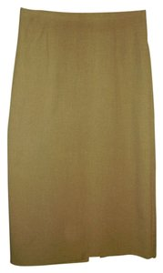 Helene Blake Skirt tan