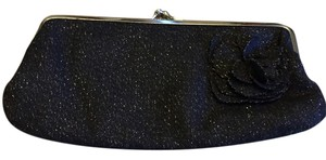 Old Navy Black sparkles Clutch