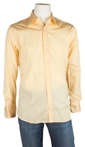 Gucci Button Down Shirt Button Down Shirt Cream