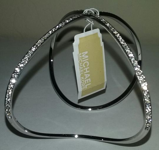 Michael Kors LAST SILVER TONE ON TRADESY.. Pave