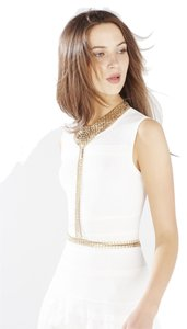 BCBGMAXAZRIA CHAIN BODY PIECE