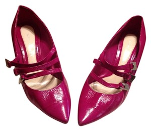Marc Jacobs Daring Mexican Pink Pumps