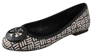 Tory Burch Reva Black/Cream Flats