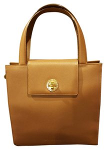 BVLGARI Leather Tote