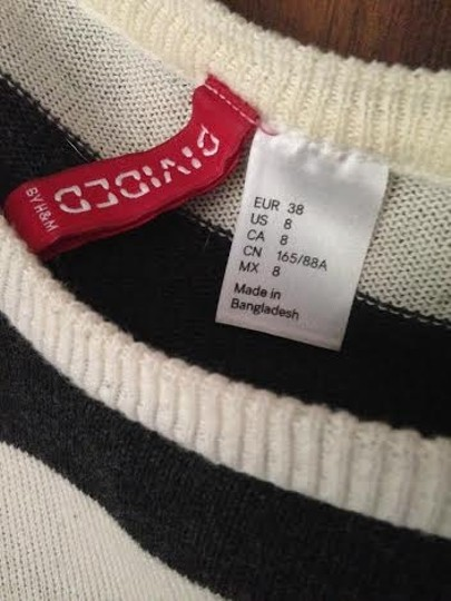 e579fde9c49e Divided by H&M Striped Sweater durable modeling - www.cleverink.co.uk
