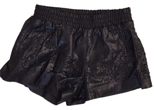 Japonica Cut Off Shorts Blac