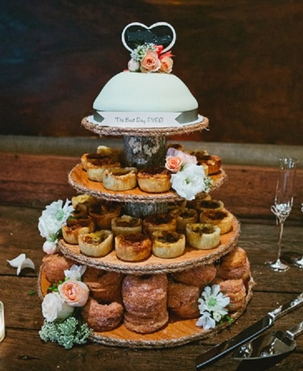Rustic Cake Stand Rustic Cupcake Stand Wedding Decoration: Rustic Cupcake Stand Wood 4 Tier Log Wedding