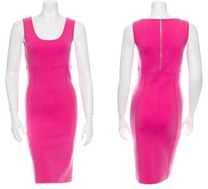 Michael Kors Collection Bodycon Fitted Bandage Dress