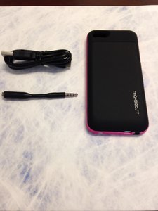 Maxboost New Maxboost Defender iPhone 5 Battery Case