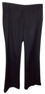 J.Crew Straight Pants Black