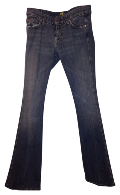 Preload https://item1.tradesy.com/images/7-for-all-mankind-boot-cut-jeans-washlook-932350-0-0.jpg?width=400&height=650