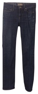 Paige Premium Denim Bootcut Straight Leg Jeans-Medium Wash