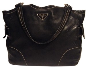 Prada Vintage Tote in Black