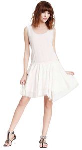 Blu Pepper short dress White on Tradesy