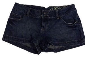 Mossimo Supply Co. Cuffed Shorts Jean