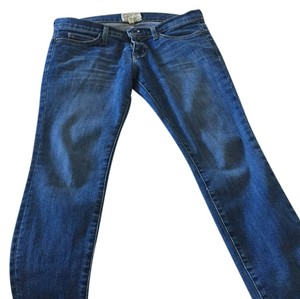 Current/Elliott Capri/Cropped Denim