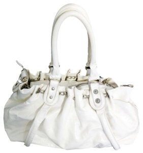 bebe Shinny Purse Hobo Bag