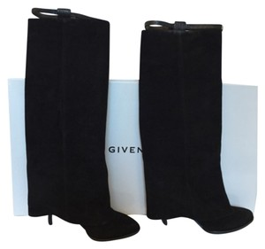 Givenchy Shark Tooth Blac Boots