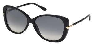 Tom Ford Tom Ford Sunglasses FT0324 01B