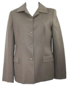 Piazza Sempione Wool BROWN Blazer