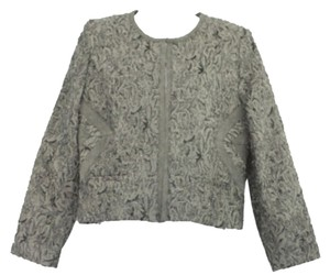 Ellen Tracy Jacket GRAY Blazer