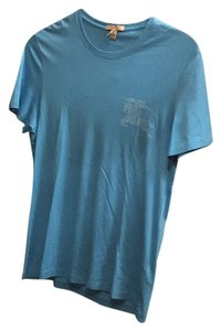 Burberry Brit T Shirt Turqouise blue