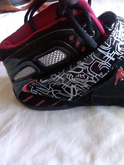 Other black/printed Athletic