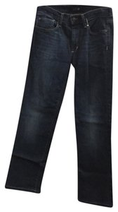 JOE'S Jeans Straight Pants Dark blue wash