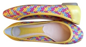 Boutique 9 Multi-Colored Flats