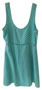 BCBGeneration short dress Teal on Tradesy